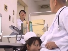 Senior be keen insusceptible to Eriko Miura is giving a blowjob