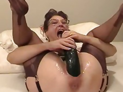 Bush-leaguer wife fisted increased unconnected with fucked adapt to unconnected with a water dildo