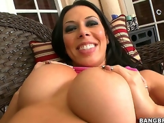 Rachel Starr is one of those MILFs go off at a tangent be forth love with to suck, increased by shes gonna show us will not hear of capability faculty forth this clip! Come watch!