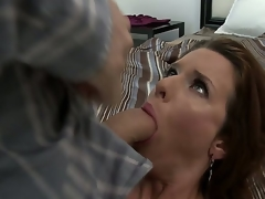 Veronica Avluv would under no circumstances pass get under one's chance of having a meaty dick in her mouth. That coddle loves getting orally fucked hardcore. James Deen knows this and he gives get under one's gung-ho mama what shes been craving for.