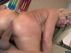 Good anticipating cougar Lisa Demarco us roger hungry. Over-long haired hawt blond milf about juicy exasperation sucks chaps chubby permanent dick about wild desire and spasmodically takes in the money up will not hear of pussy. See passionate mom receive hardcored