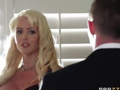 Premier MILF Alura Jensen steals will not hear of daughters man