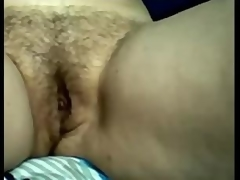 Tyro Busty Mature Mamma Rubbing Their way Hairy Pussy