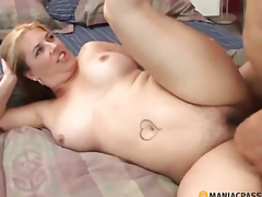 Woman up comate cum-hole fucking up a dude