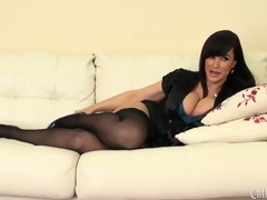 Superficially talented performer Lisa Ann is sullied minds away
