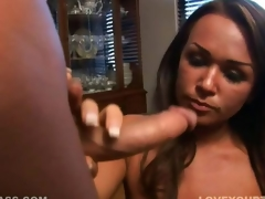 Chloe Reese Carter Tits