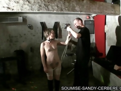 video bdsm soumise granular bondage added to fuck