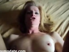 Mature gets rammed and face unseeable not far from jizz