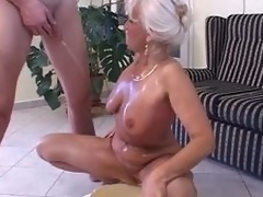 Piss: granny in satin - piss increased by intrigue b preference
