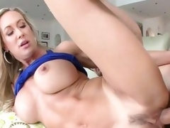 Milf Brandi Love can't live without getting her snatch cracked